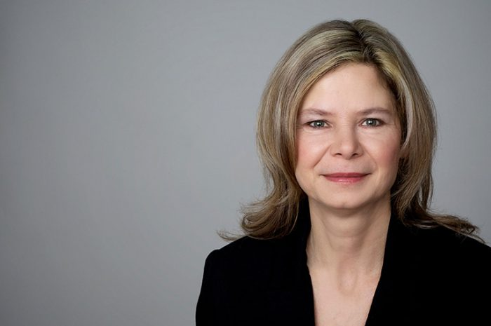 Mitarbeiterfoto von Carola Hildebrandt